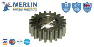 Bearing Rail Pinion Gear S0609