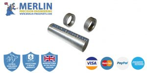 S0606 Bearing Stud With Spacers- Distance Washer