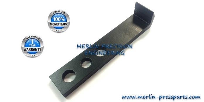 MO Hooked Gripper Steel