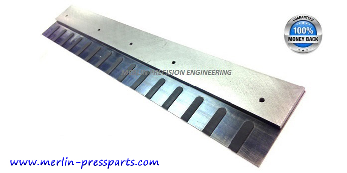 GTO 52 Segmented Ink Duct Blade